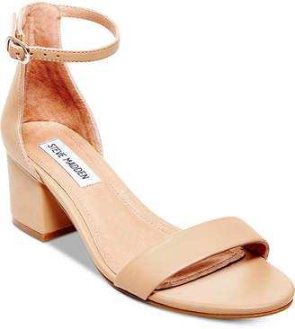 8a8f6d71d4 Steve Madden Pink Heeled Women's Sandals - ShopStyle