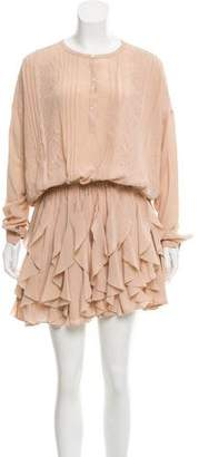 Faith Connexion Silk Lace Dress w/ Tags