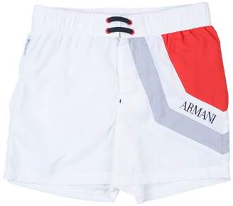 Armani Junior Swim trunks - Item 47230676AX
