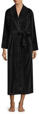 Natori Velvet Interlock Robe