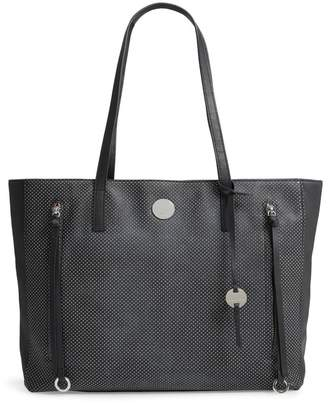 Lodis Nelly RFID Medium Leather Tote