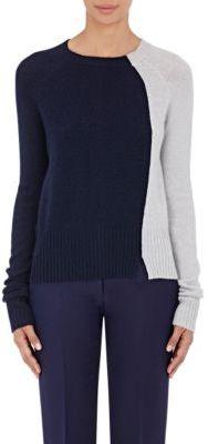 Derek Lam Women's Colorblocked Sweater $850 thestylecure.com