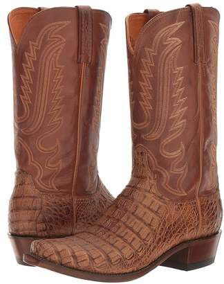 Lucchese Walter Cowboy Boots