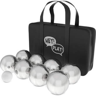 Trademark Global 10-Pc. Petanque/Boules For Bocce Game