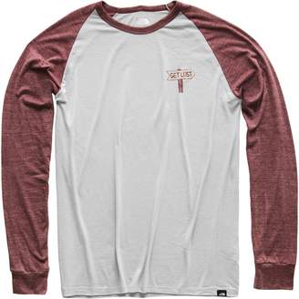 The North Face Tri-Blend Trucks Baseball T-Shirt - Men's