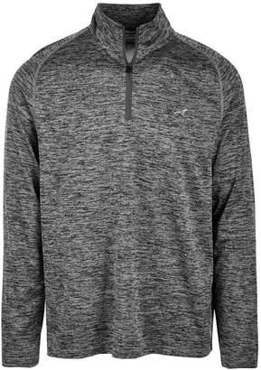 Greg Norman Attack Life by Soft Quarter-Zip Shirt