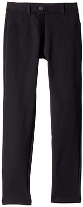 Nautica Stretch Interlock Leggings (Big Kids)