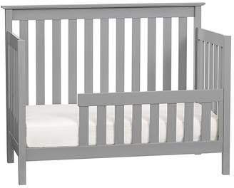 Pottery Barn Kids Elliott Toddler Bed Conversion Kit, Charcoal, UPS