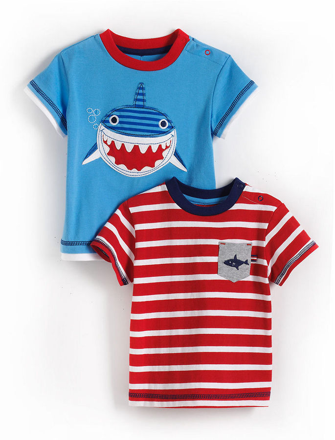 Offspring Baby Boys 12-24 Months Set Of Two T-Shirts