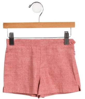 Caramel Baby & Child Girls' Mini Shorts