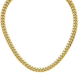 """14K Gold 24"""" Link Necklace, 57.9g"""