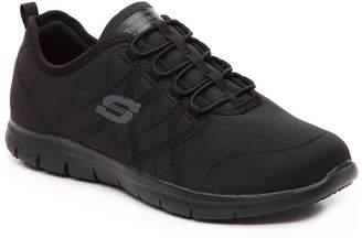 Skechers Ghenter Srelt Work Slip-On Sneaker - Women's