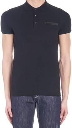 d4b78f4b Fendi Black Polo Shirts For Men - ShopStyle UK