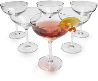 Schott Zwiesel Bar Collection Contemporary Martini Glass Set