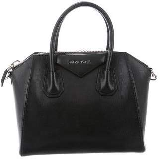 Givenchy Leather Antigona Satchel