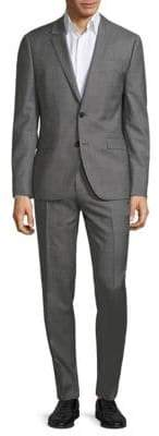 HUGO BOSS Virgin Wool Suit