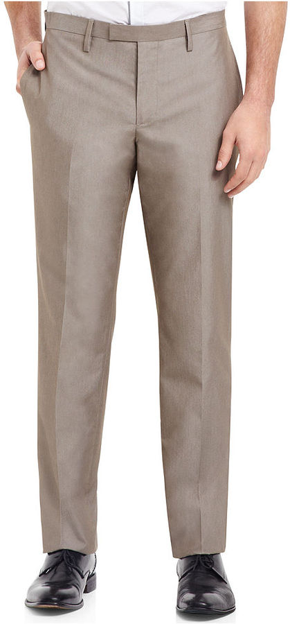 Kenneth Cole Reaction Pants, Tab Front Pants