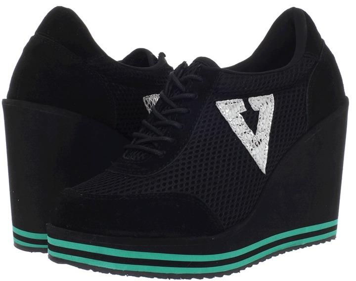 Volatile Rappin (Black) - Footwear