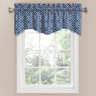Waverly 12459050X016IND Lovely Lattice 50-Inch by 16-Inch Window Valance