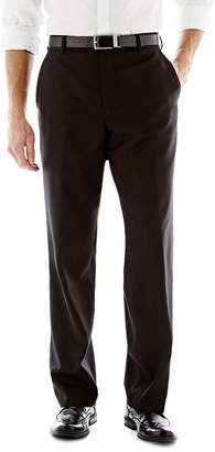 STAFFORD Stafford Travel Flat-Front Suit Pants - Classic