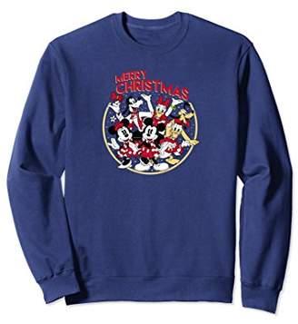 Disney Friends Christmas Sweatshirt