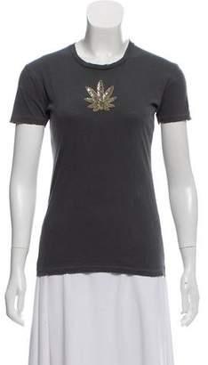 Figue Short Sleeve Embellished T-Shirt