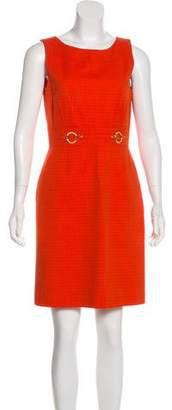 Tahari Arthur S. Levine Sleeveless Mini Dress