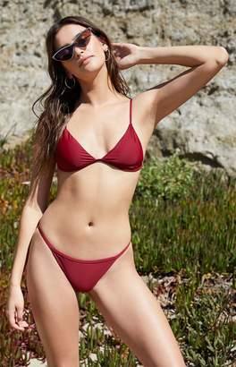 Salero Swim Fixed Triangle Bikini Top