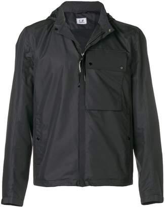 C.P. Company hooded rain jacket