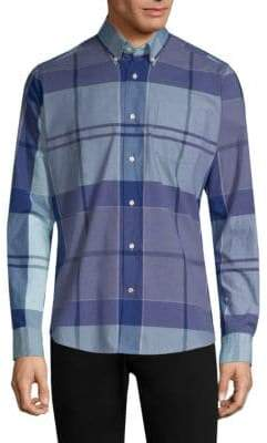 Barbour Arndale Cotton Button-Down Shirt