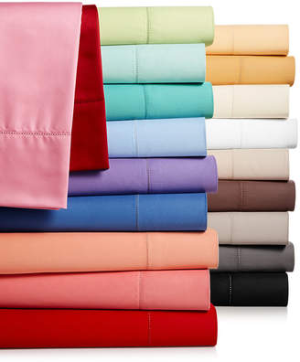 Charter Club Closeout! Damask Twin 3-Pc Sheet Set, 550 Thread Count 100% Supima Cotton, Created for Macy's Bedding