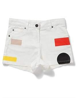 Stella McCartney Beau Shorts W/Print(4-8 Years)