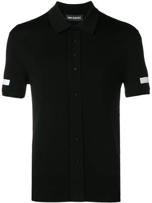 Neil Barrett short sleeve polo shirt