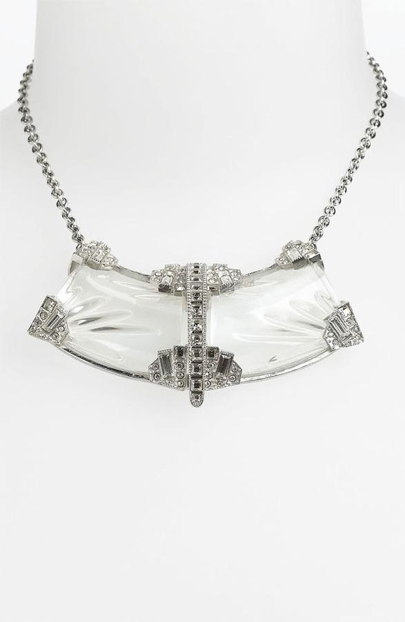 Alexis Bittar 'Teatro Moderne' Bib Necklace (Nordstrom Exclusive)