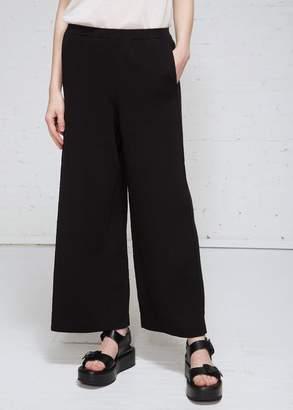 Oyuna Jacquard Knit Wide Leg Trouser