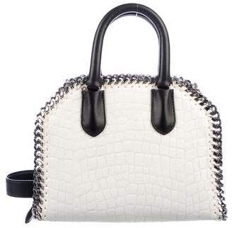 Stella McCartney Mini Falabella Box Top Handle Bag