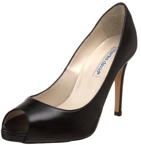 Charles David Women's Jocelyn Peep-Toe Pump