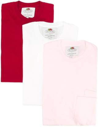 Cédric Charlier plain T-shirt
