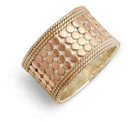 Anna Beck Cigar Band Ring