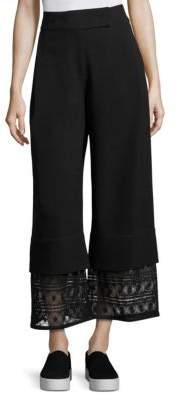 Public School Liz Crepe Wide Legs Pants