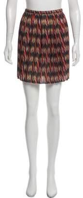 Isabel Marant Pleated Mini Skirt w/ Tags