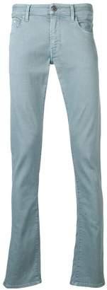 Karl Lagerfeld slim bootleg jeans