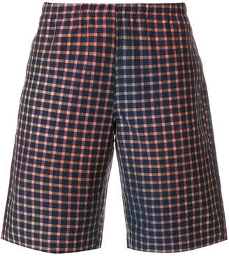 Paul Smith gingham shorts