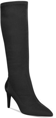 CHARLES by Charles David Superstar Tall Stretch Boots $139 thestylecure.com