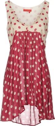 Manila Grace DENIM Short dresses - Item 34721447JS