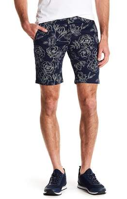 Wellington Floral Print Shorts
