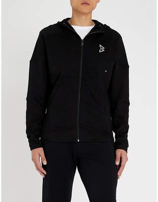BEAST MODE Logo-print cotton-jersey hoody