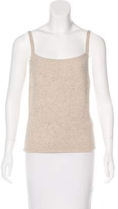Valentino Wool & Cashmere-Blend Top