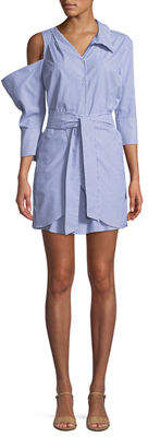 STYLEKEEPERS Endless Possibilities Mini Shirtdress