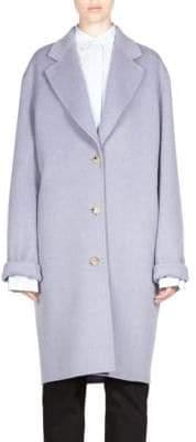 Acne Studios Three-Button Soft Shoulder Coat